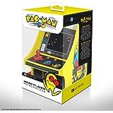 Cabine Portatil Retrô Colecionavel Pac-man - Micro Player