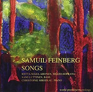 Feinberg: Songs