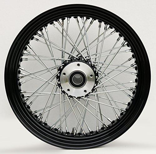 Ultima Black 60 Spoke Front Wheel, 16