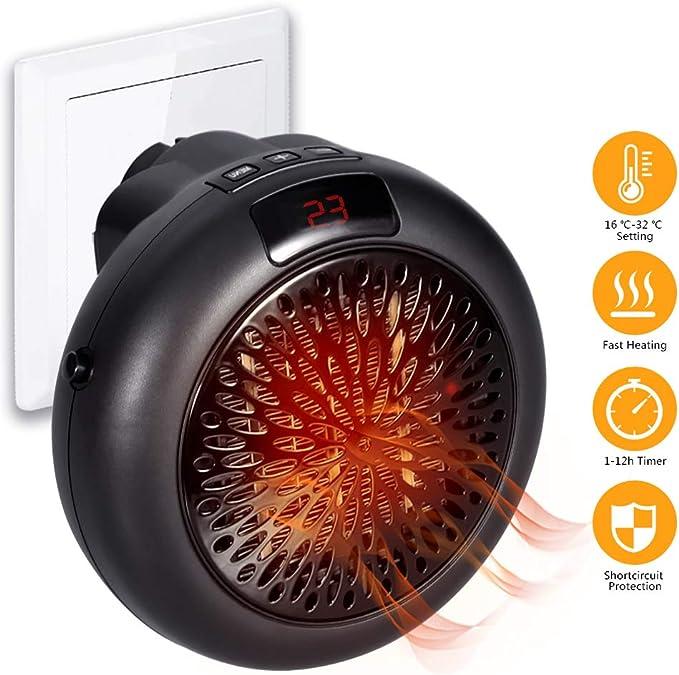 360W 220V Tragbare Elektrische Mini Heizung Heizlüfter Schnellheizer Fast Heater