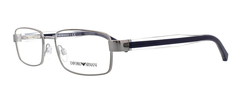 Amazon.com  Emporio Armani EA 1002 Men s Eyeglasses Gunmetal 53  Shoes b2d422425dbe