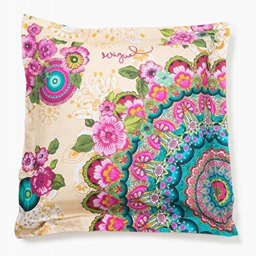 Desigual almohada Cushion Mandala Funda de cojín 65 x 65 cm ...