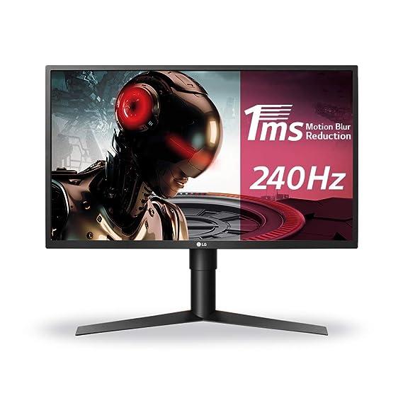 LG 27GK750F-B 240 Hz Monitor