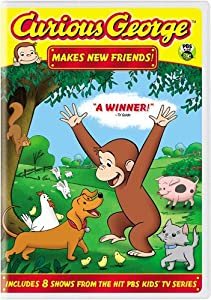 Curious George Makes New Friends by Universal Pictures Home Entertainment