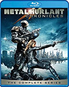 Metal Hurlant Chronicles: The Complete Series [Blu-ray]