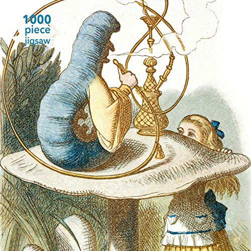 Tenniel: Alice in Wonderland Jigsaw: 1000 Piece Jigsaw Puzzle (1000-piece jigsaws)
