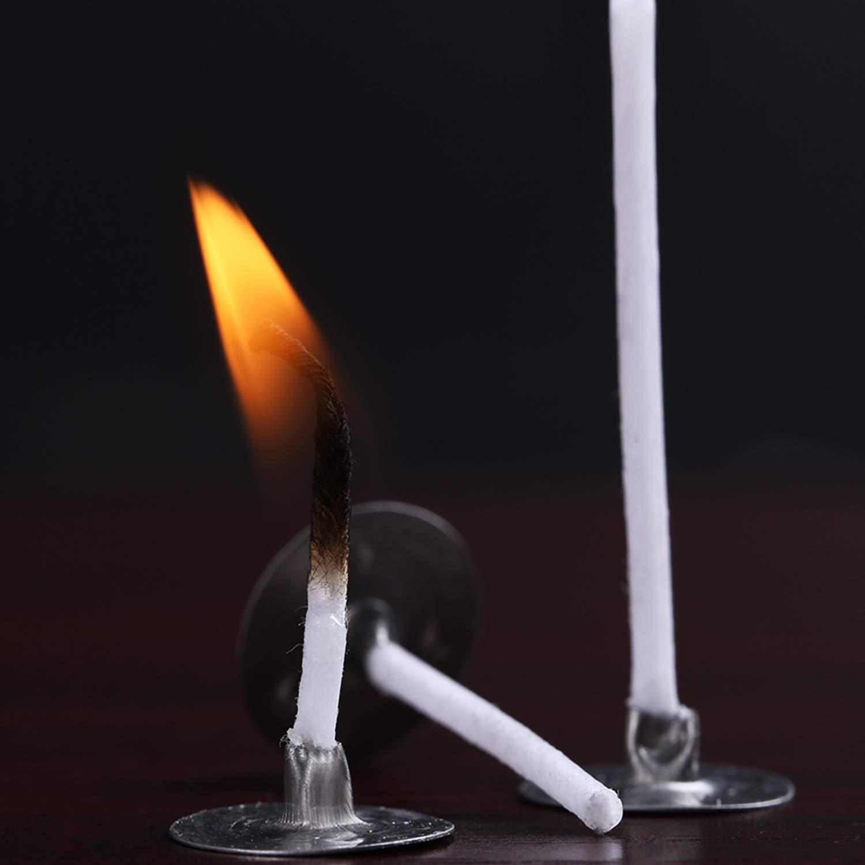 200 mm Coolty 100 mechas enceradas para hacer velas