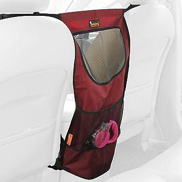 Ondoing Pet Front Seat Net Barrier Dog Car Back Seat Mesh Barrier