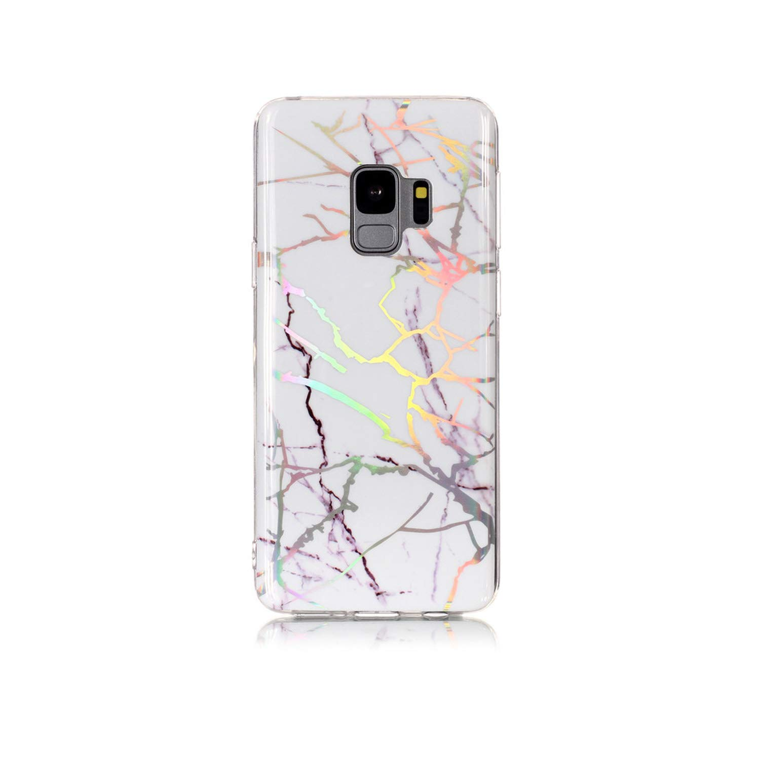 Amazon.com: Case for Samsung Galaxy S9 Case Soft for Samsung ...