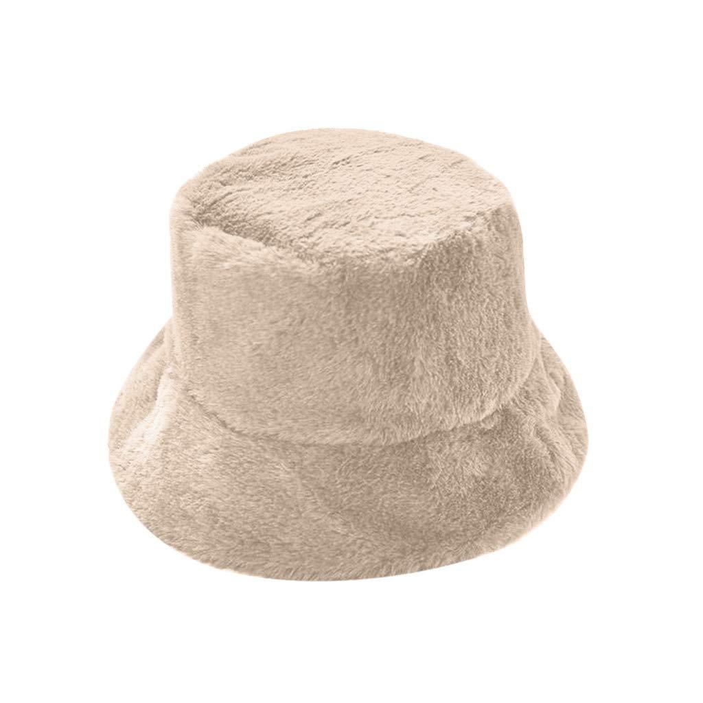 TUDUZ Sombrero De Cubo De Invierno para Mujer Gorras Lindas y ...
