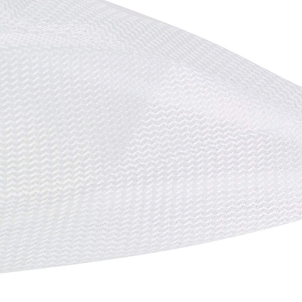 Azul Wifehelper Resuable Lavado Lavado Pelusa Bolsa de Malla para Mascotas colector de Pelo lavander/ía Filtro Bolsa para Lavadora