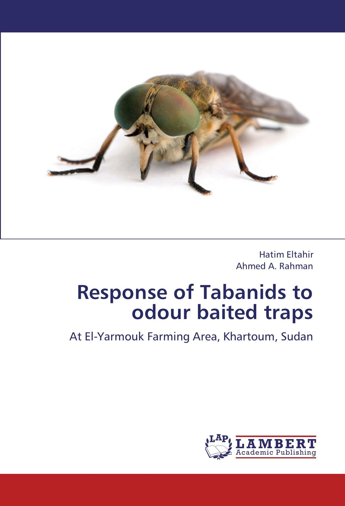 Response of Tabanids to odour baited traps: At El-Yarmouk Farming