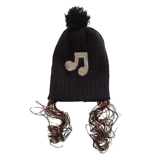 1c1af8498a4d Amazon.com  0-18M Baby Girls Ski Beanie Cap