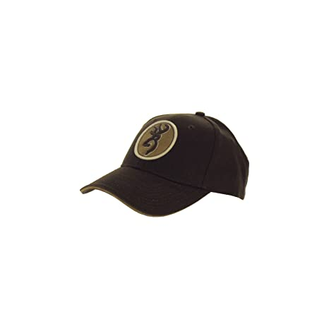 c166bccbee2bd Amazon.com  Browning Dakota Ball Cap Hat (Loden)  Clothing