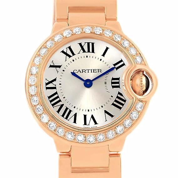 Cartier Ballon Bleu Cuarzo Mujer Reloj WE9002Z3 (Certificado) de Segunda Mano