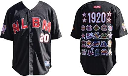 official photos 814db df7d8 Amazon.com: Cultural Exchange Big Boy Negro League Baseball ...
