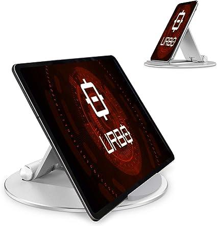 Urbo Reiger Soporte para Tablet Ajustable, multiángulo, Plegable ...