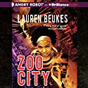 Zoo City Audiobook by Lauren Beukes Narrated by Justine Eyre