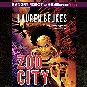 Zoo City Audiobook