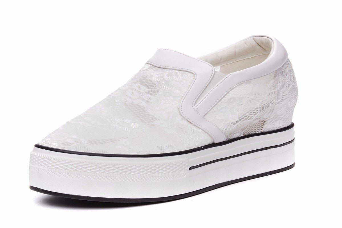 HBDLH Damenschuhe Die Unterseite der Schuh Ist Niedrig und Die Schuhe Sind Gering.