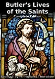 img - for Butler's Lives Of The Saints: Complete Edition book / textbook / text book