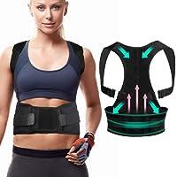 Charminer Haltungstrainer,Geradehalter zur Haltungskorrektur Rückentrainer Schulter Rückenstütze