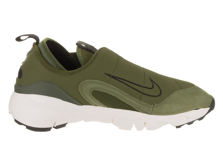 Nike Men's Air Footscape NM Legion Green/Black Training Shoe 9 Men US SPxaZ1SutX