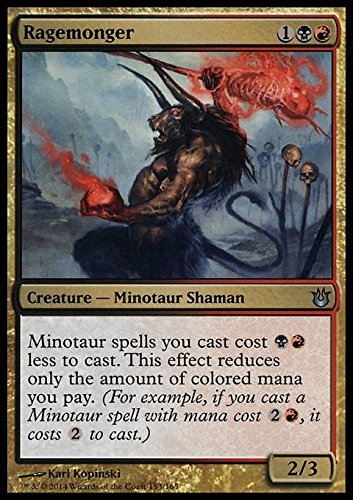 Amazon.com: Magic: the Gathering - Ragemonger (153/165 ...