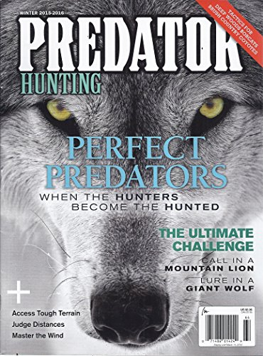 Predator Hunting (Winter 2015-2016 - Perfect Predators)