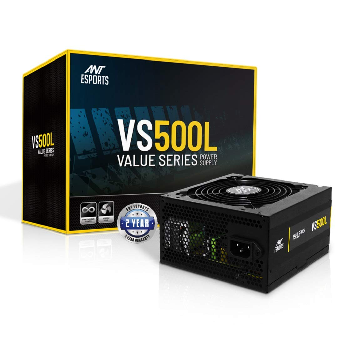 A good power supply is also essential for a good gaming PC build.
