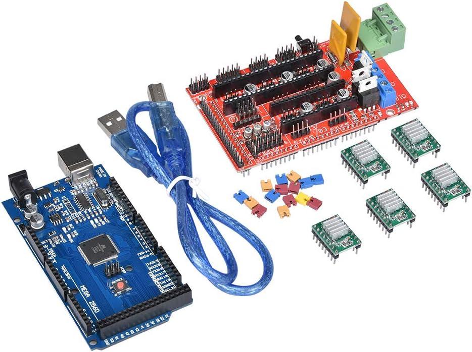 Luxtech Impresora 3D Kits Placa de Control Arduino Mega2560R3 ...