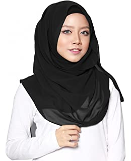 SAFIYA - Hijab pour femmes musulmanes voilées I Foulard voile turban écharpe  châle islamique bonnet abaya de80503a9a6
