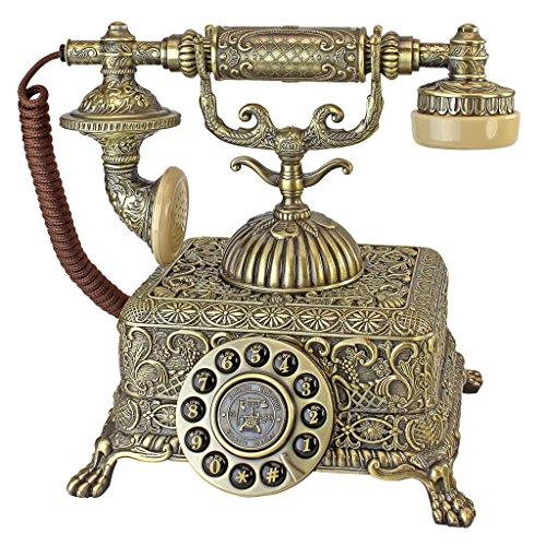 Rotary Dial Wall Telephone - 9