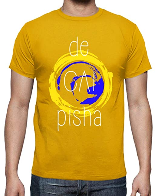latostadora - Camiseta Pisha para Hombre  camisetas54  Amazon.es  Ropa y  accesorios 30860ce3eff