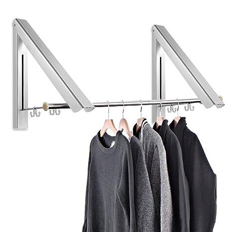 WINOMO Kleiderhaken Klappbar Wand-Kleiderst/änder