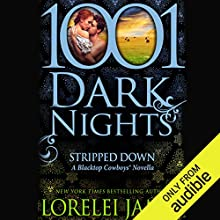 Stripped Down Audiobook by Lorelei James Narrated by Scarlet Chase