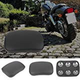 1PC Motorcycle Rear Seat with Suction Cup Retro
