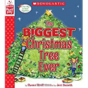 The Biggest Christmas Tree Ever (A StoryPlay Book)