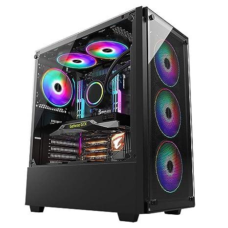 XZ15 ATX/M-ATX/Mini-ITX, Mid-Tower, Carcasa de computadora ...