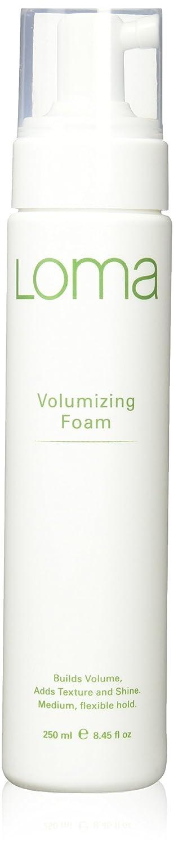 Loma Volumizing Foam, 8.45 Ounce LVF8