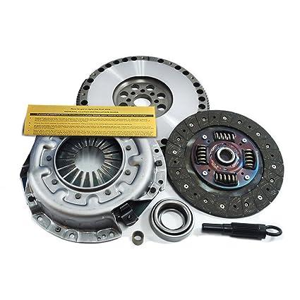 Amazon.com: EXEDY CLUTCH KIT+FLYWHEEL for NISSAN SKYLINE GTR GTS R31 R32 R33 RB20DET RB25DET: Automotive