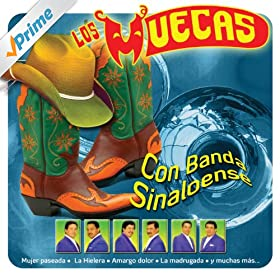 Amazon.com: Con Banda Sinaloense: Los Muecas: MP3 Downloads