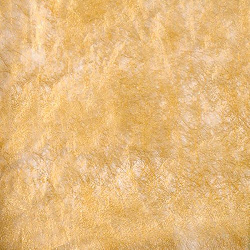 Metallic Gold Gossamer, 19 Inches Wide x 100 Yards Long by TCDesignerProducts (Image #1)