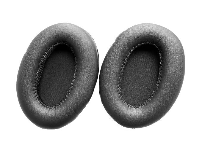 Ear Pad Almohadillas cojín de Piel Reparación de Repuesto ...