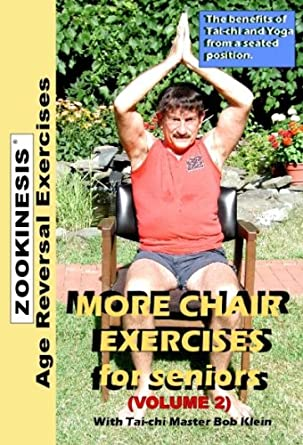 Amazon.com: More Chair Exercises for Seniors DVD: Bob Klein ...