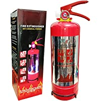 1KG Fire Extinguisher Dry Chemical Powder, Extremely Safe and Long Service, Very good insulating properties, easy to…