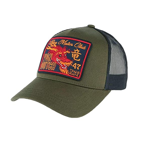 Von Dutch Mujeres Gorras / Gorra Trucker Trucker: Amazon.es: Ropa ...