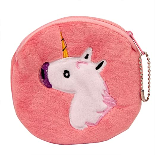 caolator Monedero Mini nettes Unicornio pequeño monedero de ...