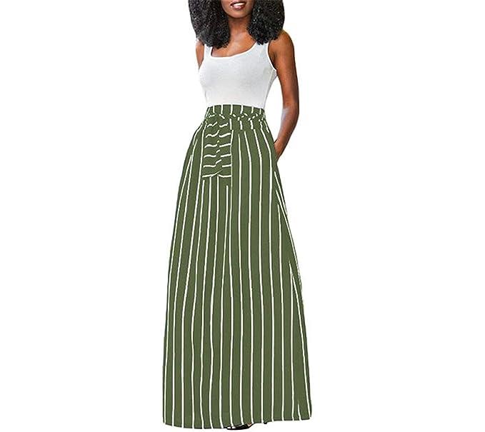 Faldas De Las Mujeres Otoño Verano Mujeres Falda Larga Mode De ...