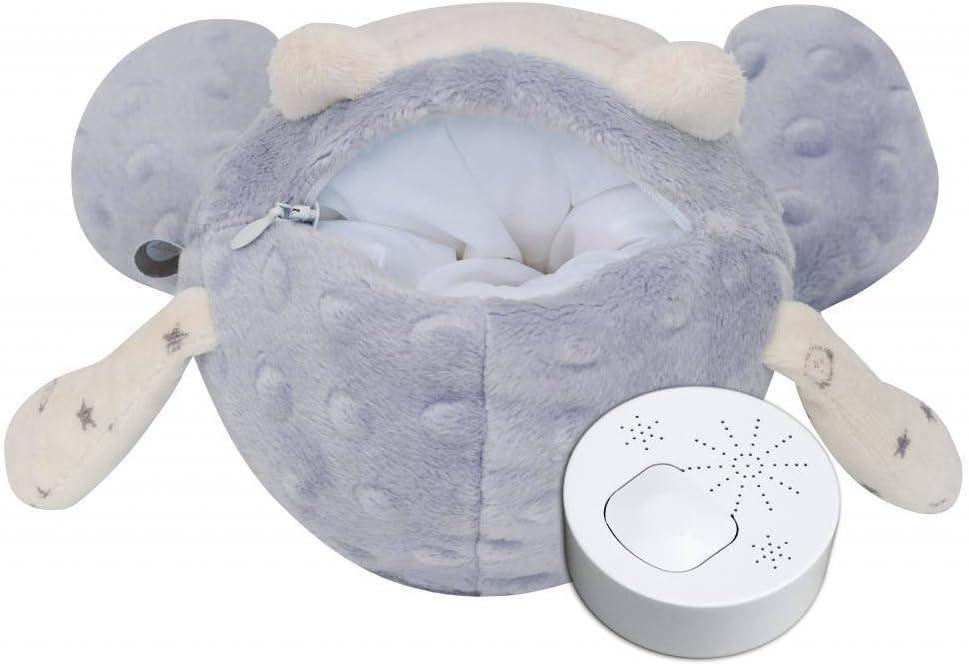 myHummy Mascotte Qui dort avec capteur de Sommeil Bleu